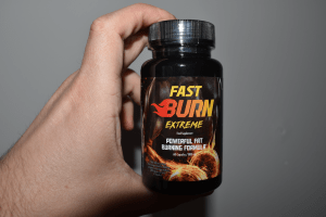 Commandez fast burn extreme