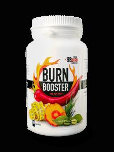 burn booster emballage