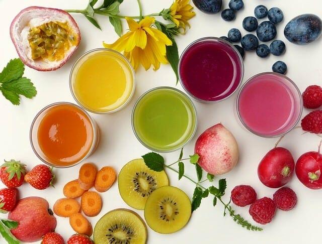 des jus de fruits pour renforcer l'immunité