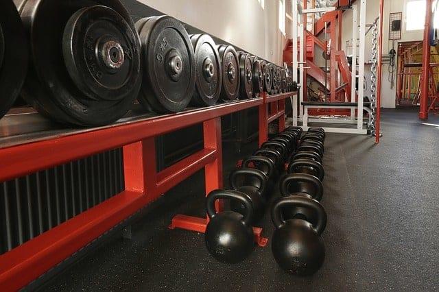 l'entraînement musculaire