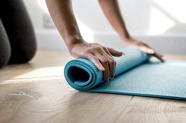 exercice à domicile