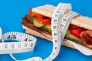 comptage des calories