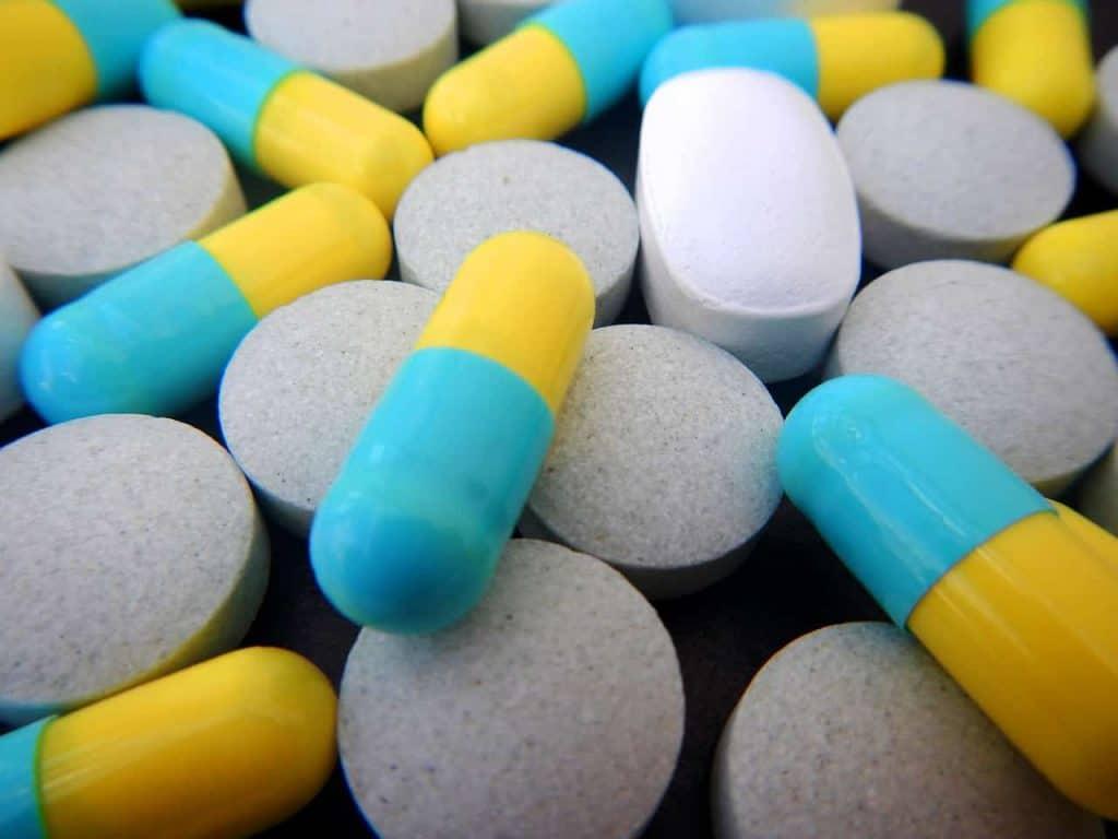 Pilules pour le traitement des varices