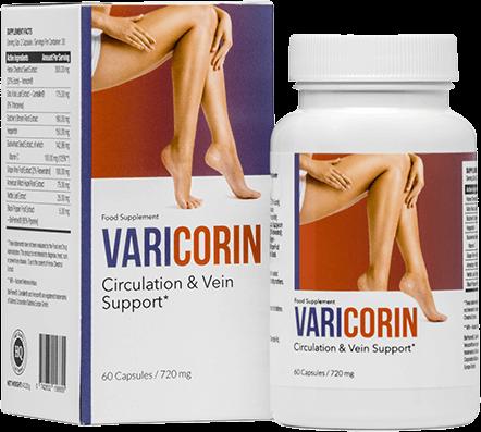 varicorin pour le traitement des varices