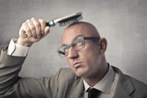 visite chez le coiffeur