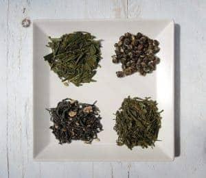 le thé vert