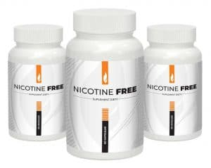 Nicotine Free paquets