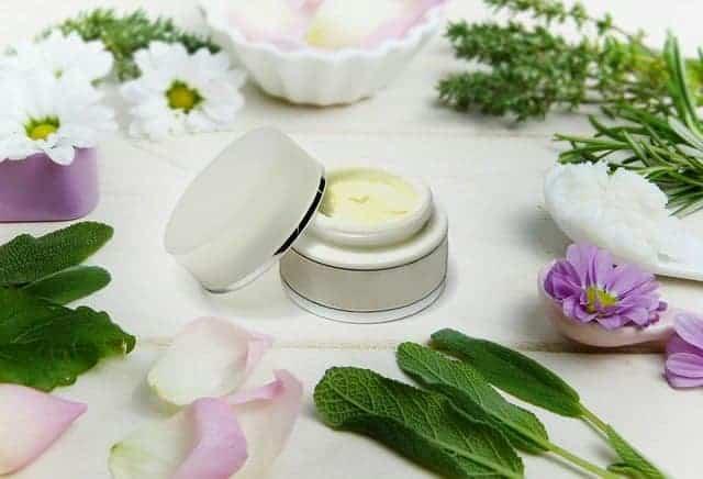les cosmétiques naturels