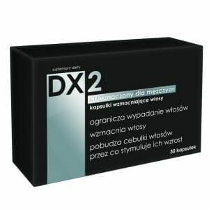 dx2 Capsules de mise en valeur des cheveux pour les hommes