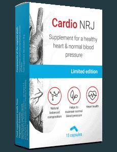 Cardio NRJ, supplément pour l'hypertension