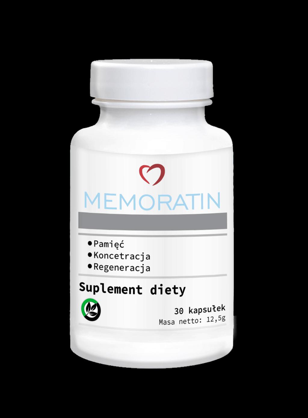 Memoratin  supplément de mémoire et de concentration