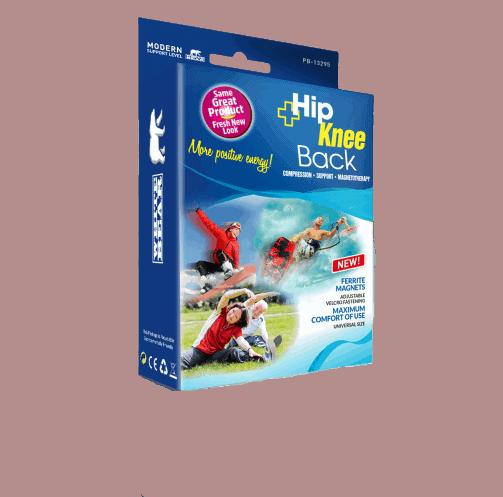 Hip+Knee Magnetic Belt