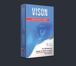 Agent de Vison pour les yeux fatigués et une vision moins bonne