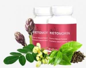 Comprimés amincissants Ketomorin