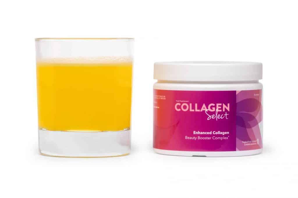 collagène pour la boisson Collagen Select