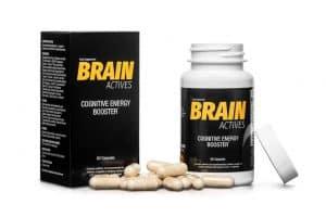 Complément alimentaire pour soutenir le cerveau Brain Actives
