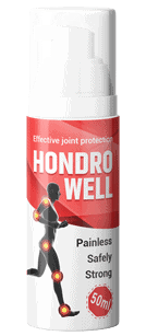 Hondrowell pommade pour les articulations