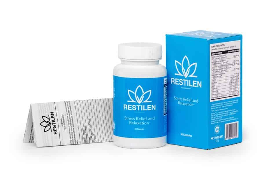 Restilen la préparation adaptogène à la fatigue et au stress