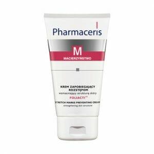 Crème anti-vergetures Pharmaceris M Foliacti