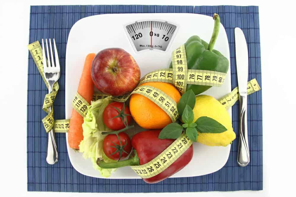 Des légumes et des fruits dans votre assiette au centimètre près