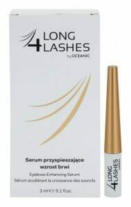 Sérum accélérateur de croissance des sourcils Long 4 Lashes Eyebrow