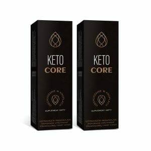Gouttes de perte de poids Keto Core